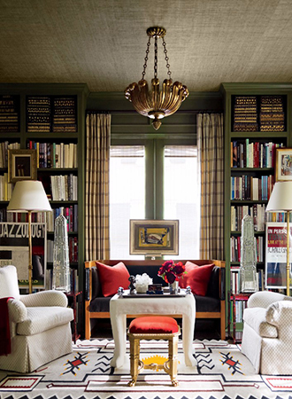best ideas for the home library
