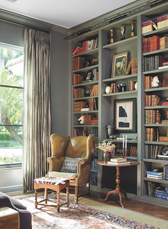 best home library ideas lighting