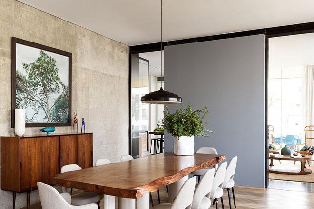 Accent dining room walls decor ideas