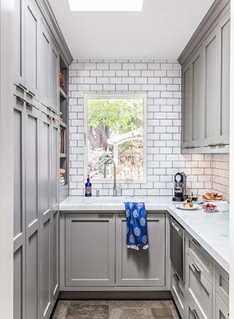Butlers Pantry Kitchen Decor and Organization Tips