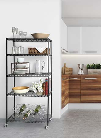Walk In Pantry Kitchen Decor and Organizing Tips