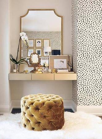 Animal print bedroom wallpaper ideas 2019