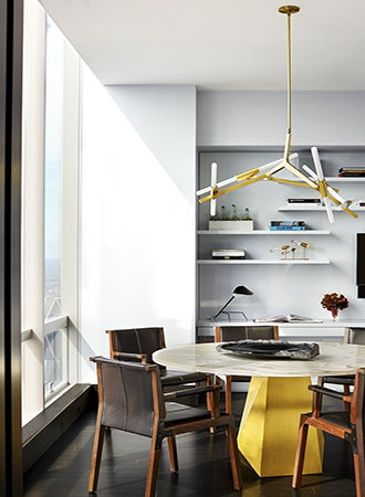 Summer home decor trends yellow furniture