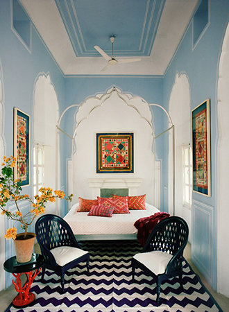 Summer home decor trends color scheme