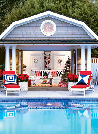 Summer home decor trends nautical