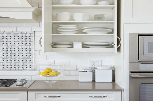 organized hacks galley kitchen ideas