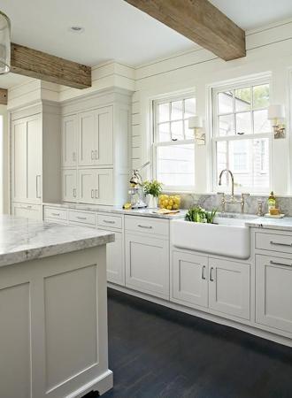 open floor plan galley kitchen ideas