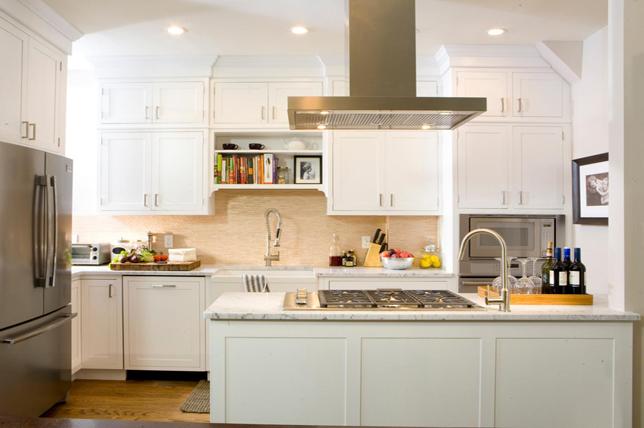 organized modern kitchen ideas