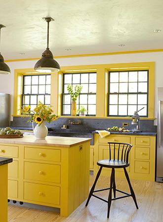 Mustard yellow pinterest home decor trends 2019