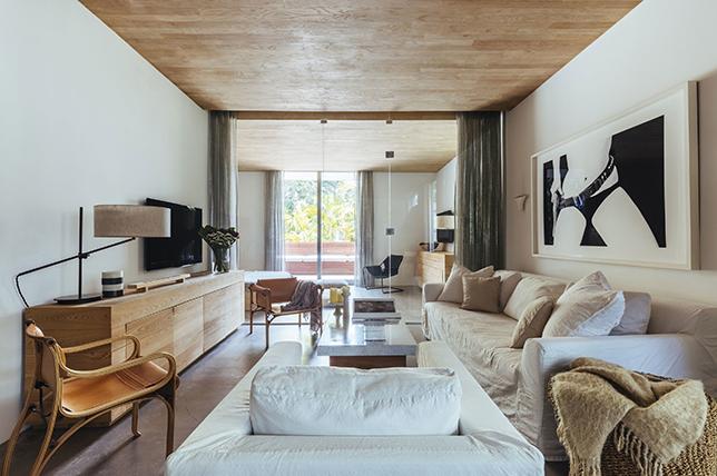 Sofa mismatched furniture placement ideas