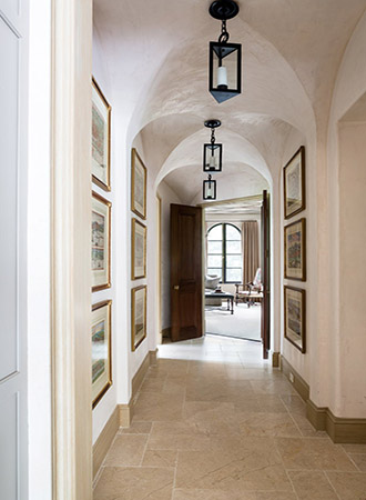 Inguinal vaulted ceiling ideas