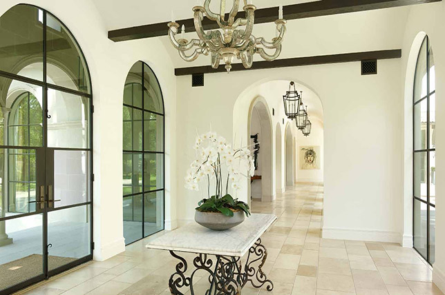 Ribbed vaulted ceiling ideas