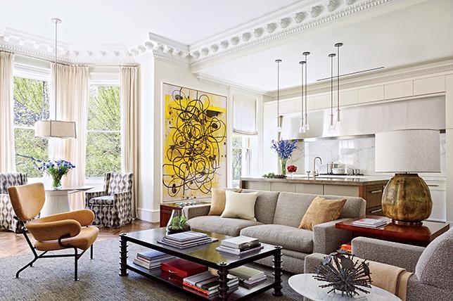 Living room wall decor ideas room divider