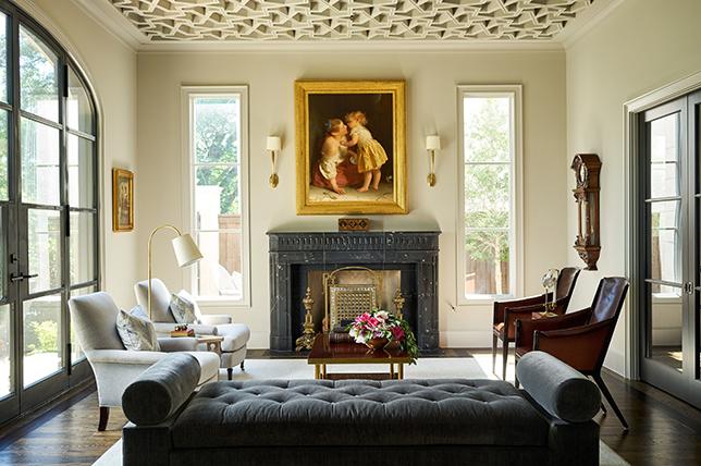 classic living room interior design 2019