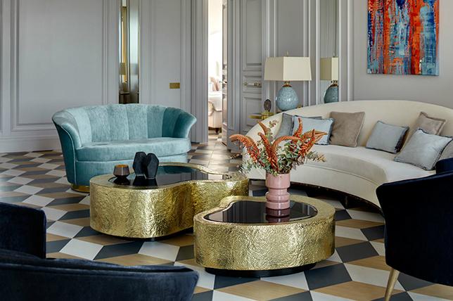 maximum interior design of the living room 2019