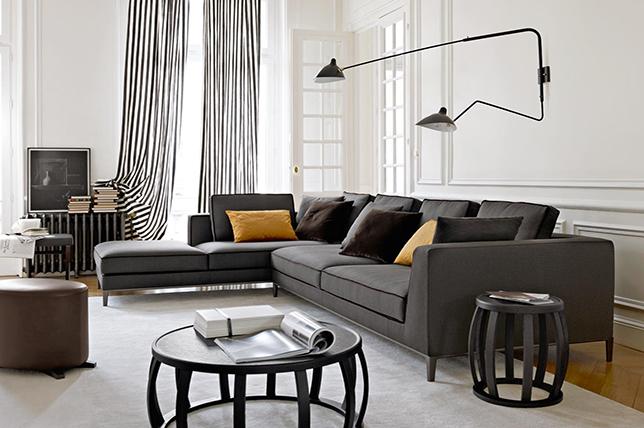 Living room interior design 2019 wall lights