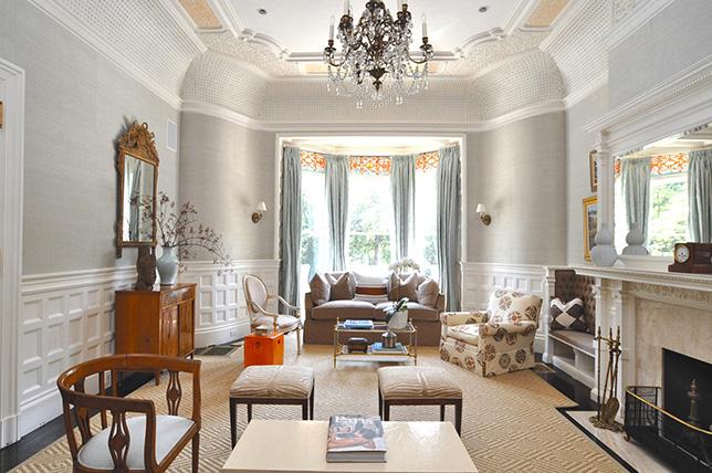 Living room interior design 2019
