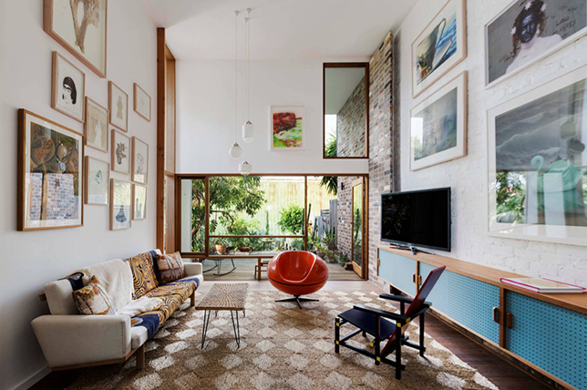 Gallery wall room decor ideas