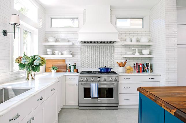 white modern kitchen ideas