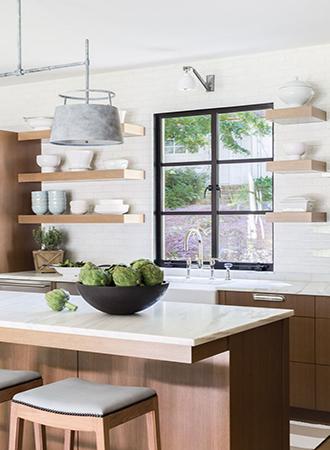Wood modern kitchen ideas