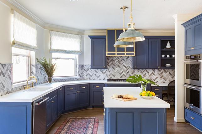 modern kitchen texture ideas