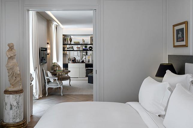 Drouault's best white linen