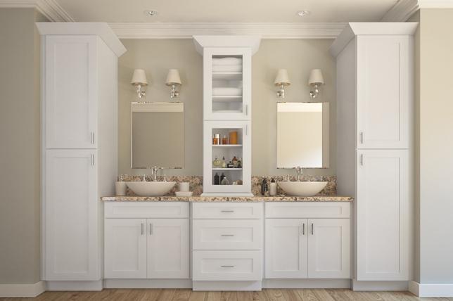 Double sink bathroom vanities 2019