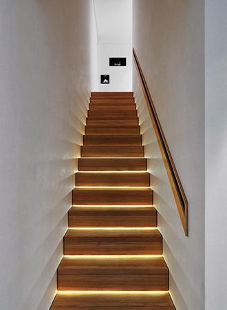 dark basement lighting ideas