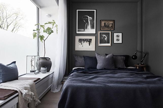 dark basement color palette