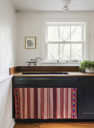 Sink curtains country kitchen ideas
