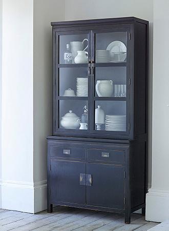 Storage Display Dresser Cabinet Country Kitchen Ideas