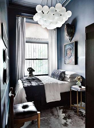 Trophy piece bedroom wall art ideas