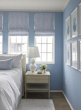 Monochrome Gallery Bedroom Wall Art Ideas