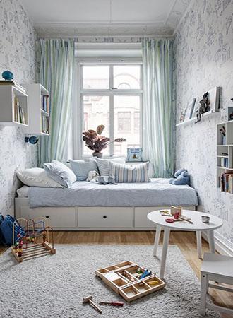 Kids bedroom wall art ideas