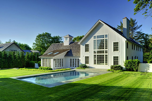 Sage green home exterior colors