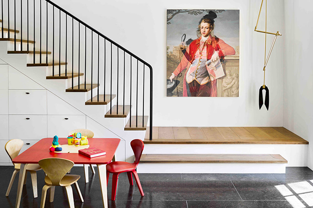 artistic staircase ideas