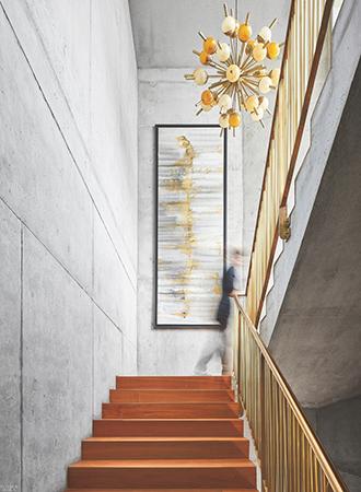 concrete stair ideas