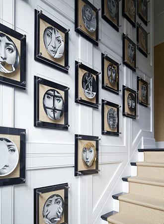decorative panels staircase ideas