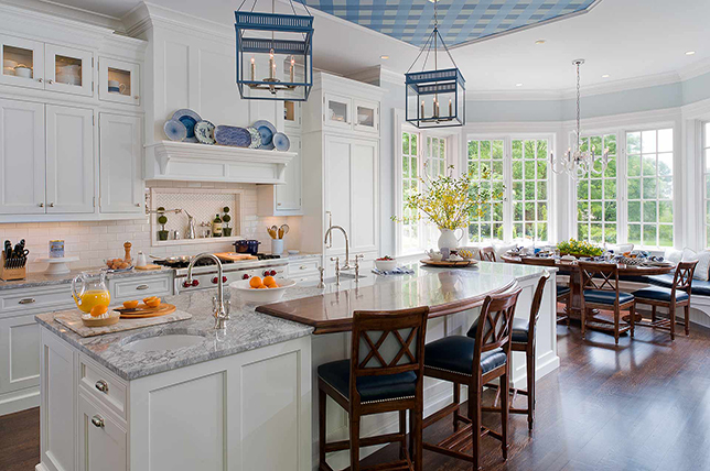 modern kitchen wall decoration 5. wall ceiling