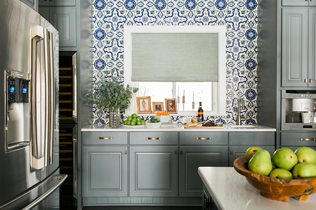 modern kitchen wall decor tiles
