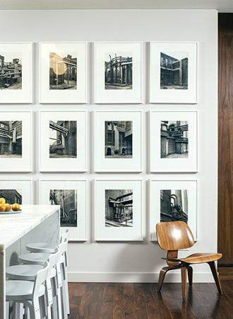 modern kitchen wall decoration art gallery