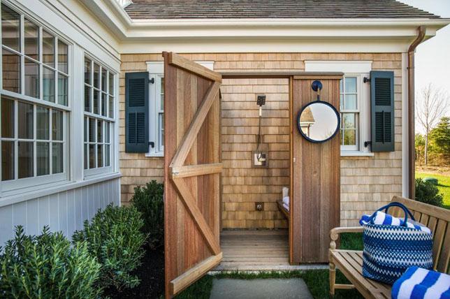 stylish outdoor shower ideas