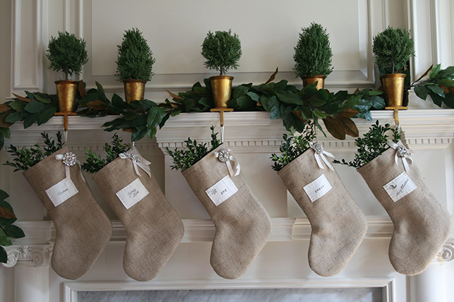 personalized holiday decoration ideas