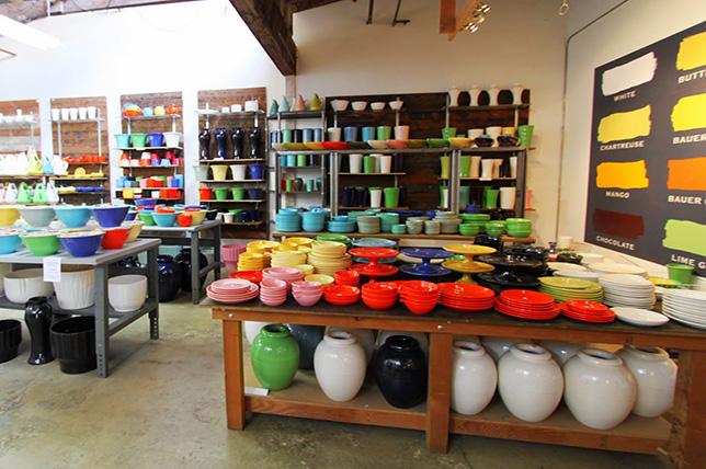 Best Los Angeles Interior Design Shops Bauer Ceramics