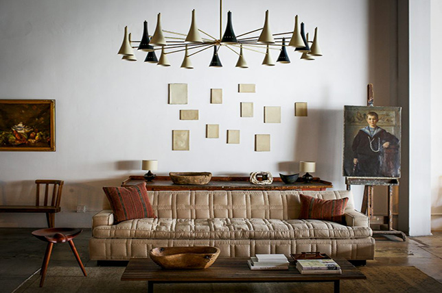 best Los Angeles interior design shops gallery half