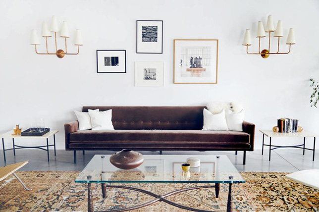 The condo from the foremost Los Angeles interior design shops