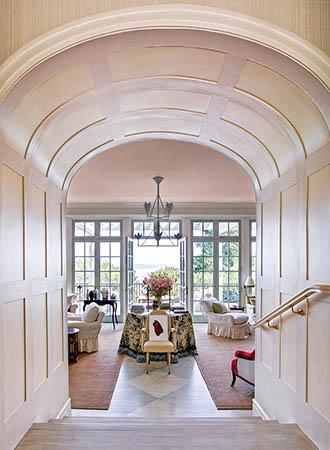 Design ideas for paneled ceilings