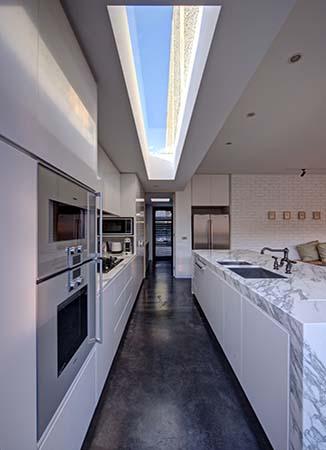 Design ideas for glass ceilings