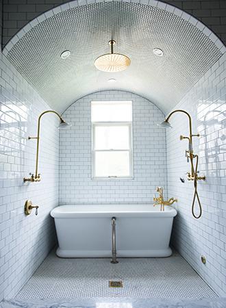 Design ideas for tile ceilings