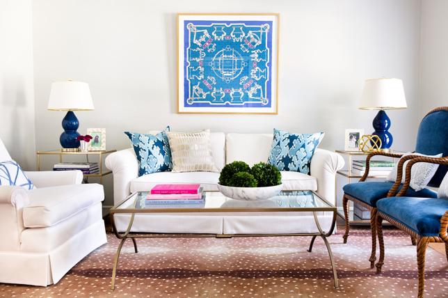Living room wall decor ideas tapestry